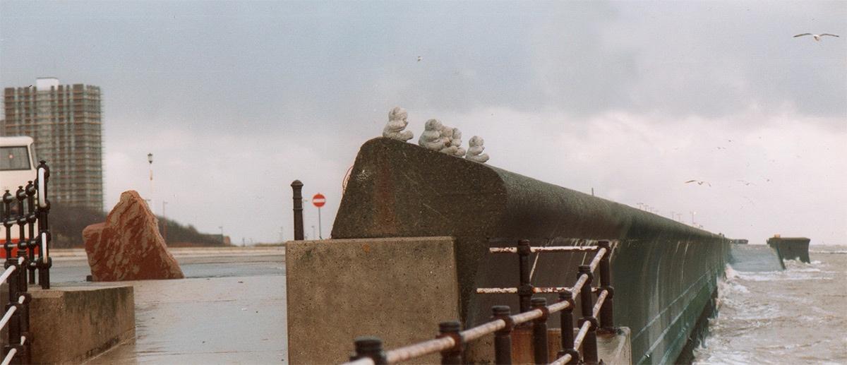 Betonteddies in New  Brighton
