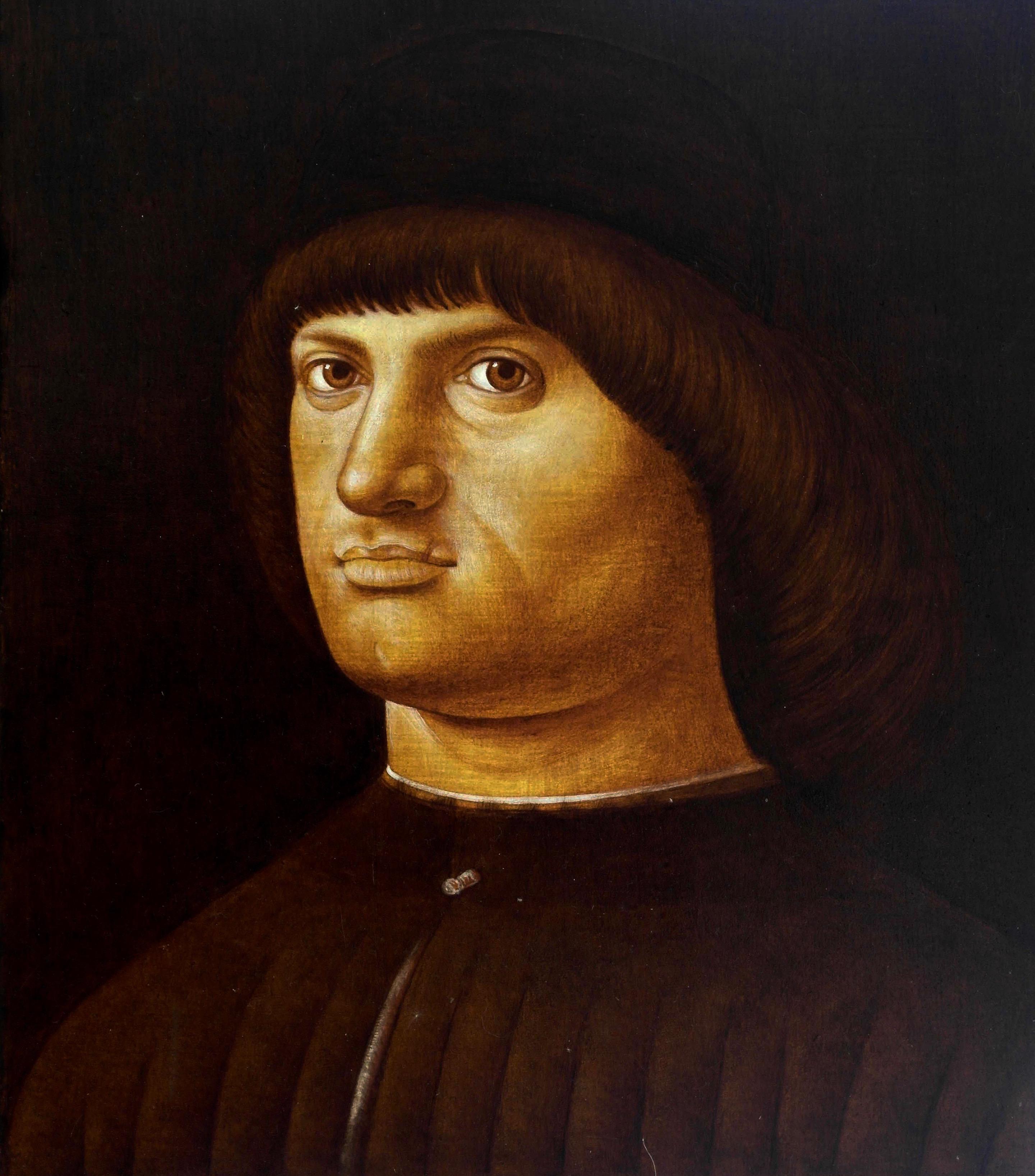 George Gheorghe: Kopie nach Antonello