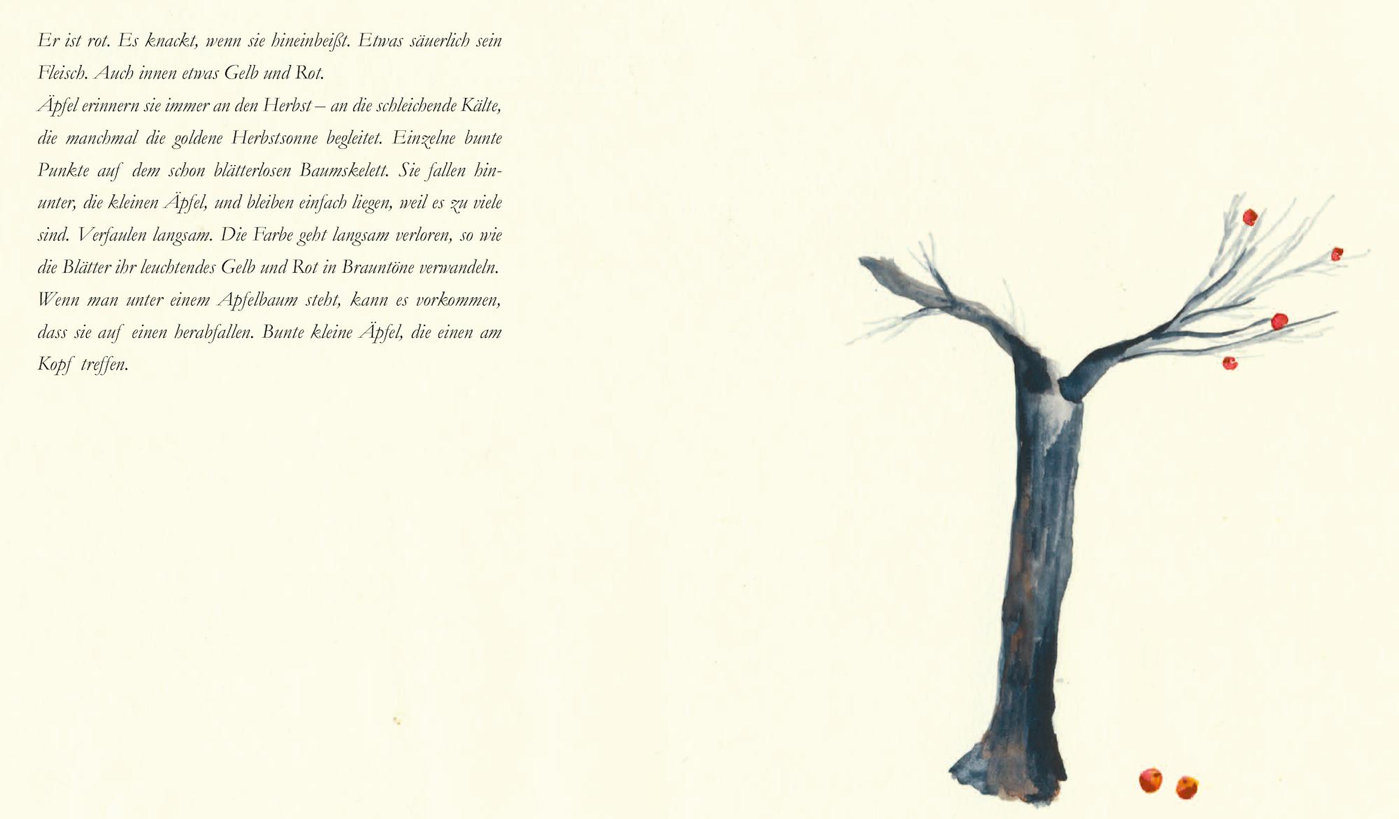 Abb.2: Apfelbaum
