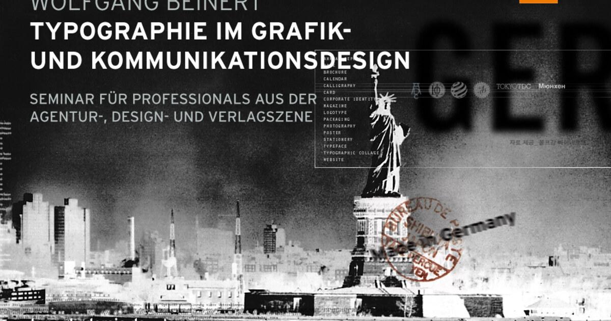 Typographie im grafik und kommunikationsdesign for Grafik design praktikum wien